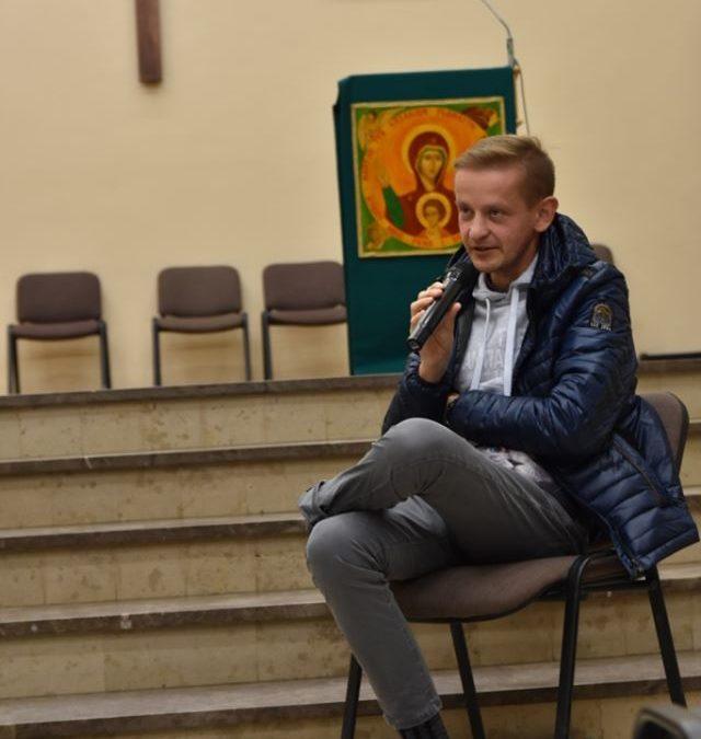 Spotkanie z Grzegorzem Polakiewiczem